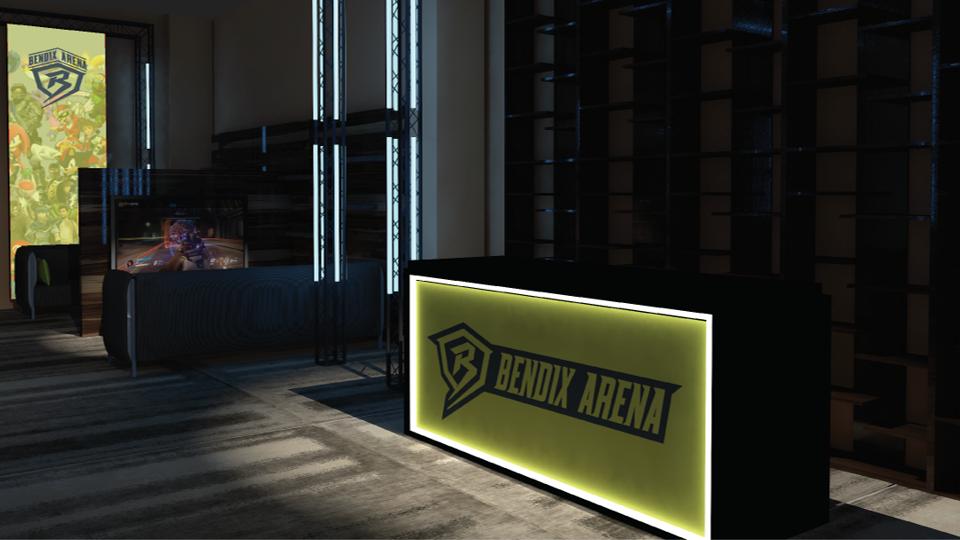 Bendix Arena LAN Centre