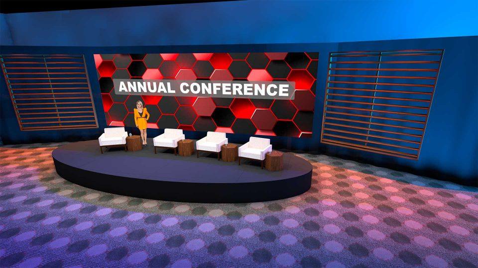 Design Concept - Annual Conference Panel